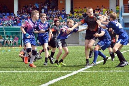 В Зеленограде пройдет традиционный регбийный турнир «Золотой овал»