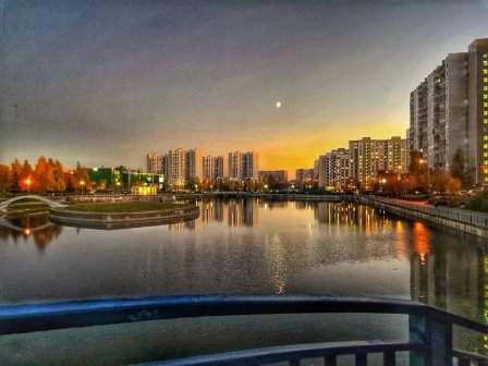Красивые фото Зеленограда